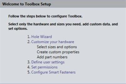 Toolbox Application