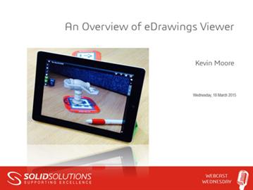 An Overview of eDrawings Viewer