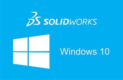 SOLIDWORKS and Windows 10 Compatibility