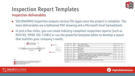 Automate your Inspection Documentation with SOLIDWORKS