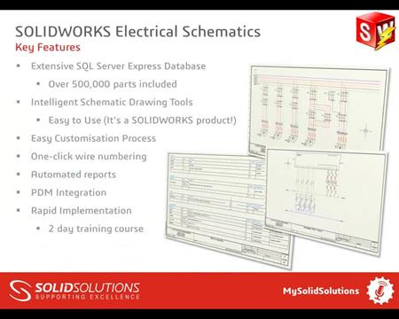Electrical Schematic 2D – Customising Reports