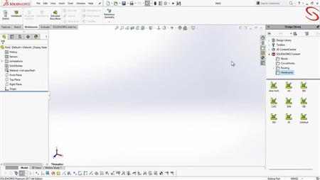 Lesson 1 –SOLIDWORKS Weldments Training