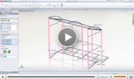 SolidWorks Welded Frames